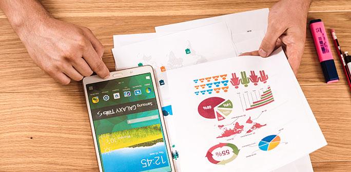 עוגת תקציב קטנה - מיתוג עסקים קטנים