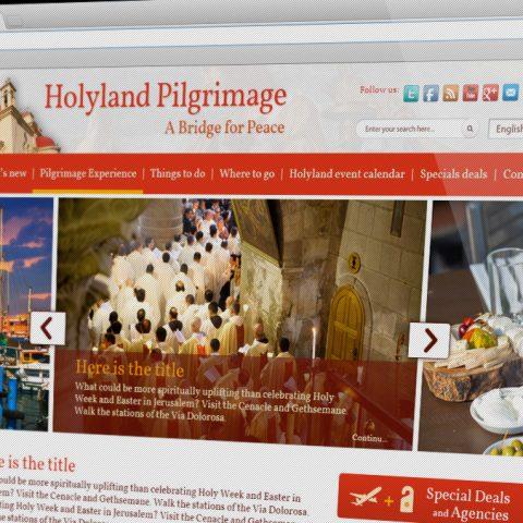 משרד התיירות – Holyland